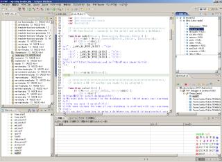 Eclipse 3.0.1 スクリーンショット